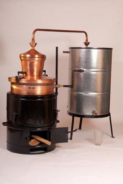 pálinkafőző 100 literes keverős des